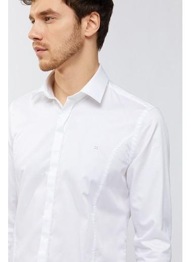 Avva Erkek   Gömlek A91B2209 Beyaz